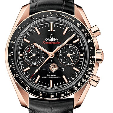 UK Elegant Watches Replica Omega Speedmaster 304.63.44.52.01.001 Bring You Much Closer To The Moon