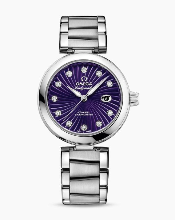 The durable copy Omega De Ville 425.30.34.20.60.001 watches are made from stainless steel.