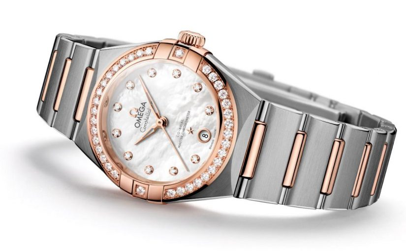 UK Fabulous Replica Omega Constellation Manhattan Watches Tailor Made For Female
