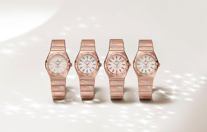 UK 2019 Latest Replica Omega Constellation Manhattan Watches For Sale