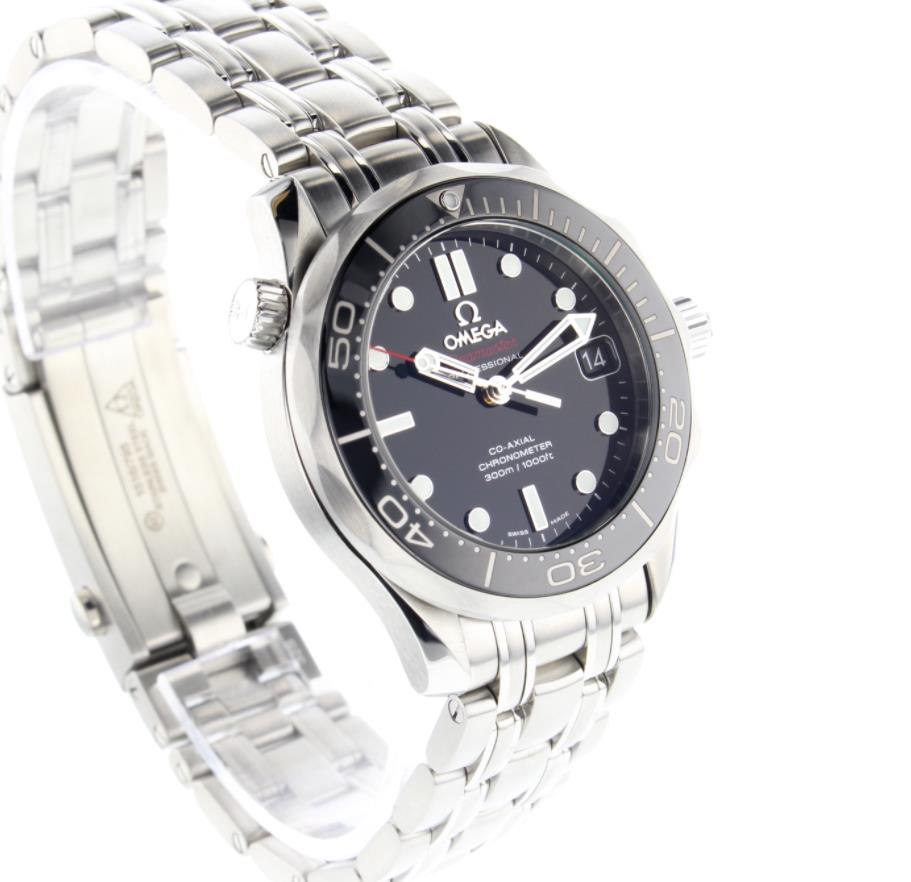 The stainless steel copy watches are water resistant.