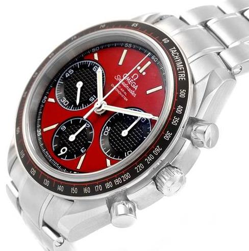 Red Dials Fake Omega Speedmaster 326.30.40.50.11.001 Watches UK For Christmas
